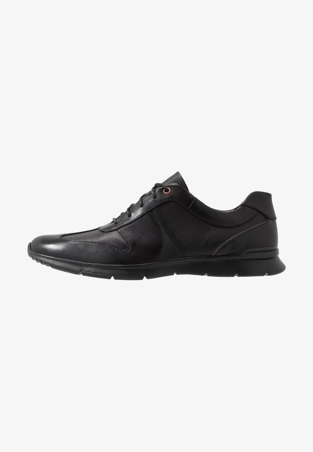 TYNAMO TIE - Sneaker low - black