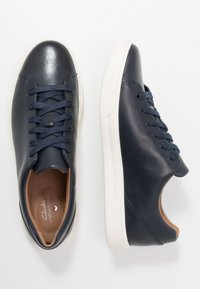 Clarks - UN COSTA LACE - Sneakers basse - navy - 1