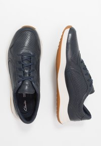 Clarks - SIFT SPEED - Baskets basses - navy - 1