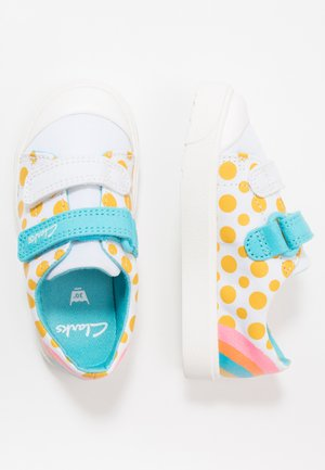 CITY BRIGHT - Sneakers laag - white