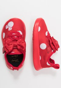 Clarks - ATH BOW  - Sneakers basse - red - 0