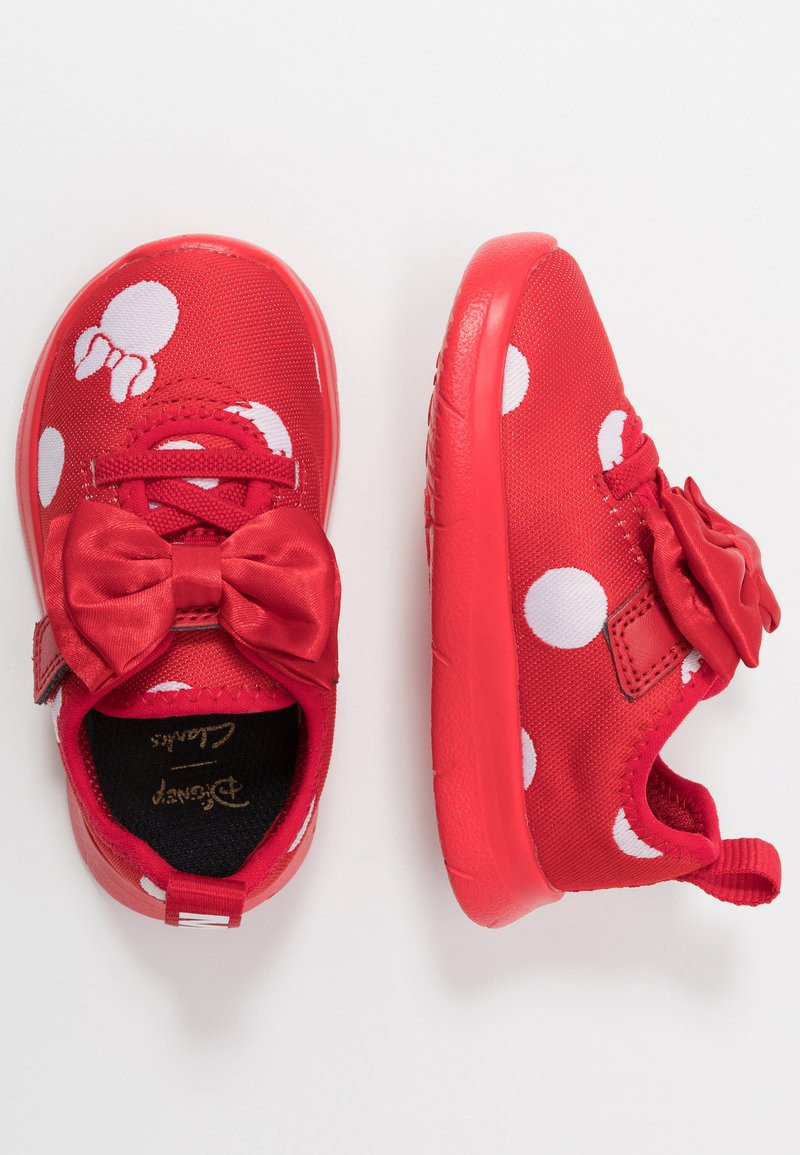 Clarks - ATH BOW  - Sneakers basse - red
