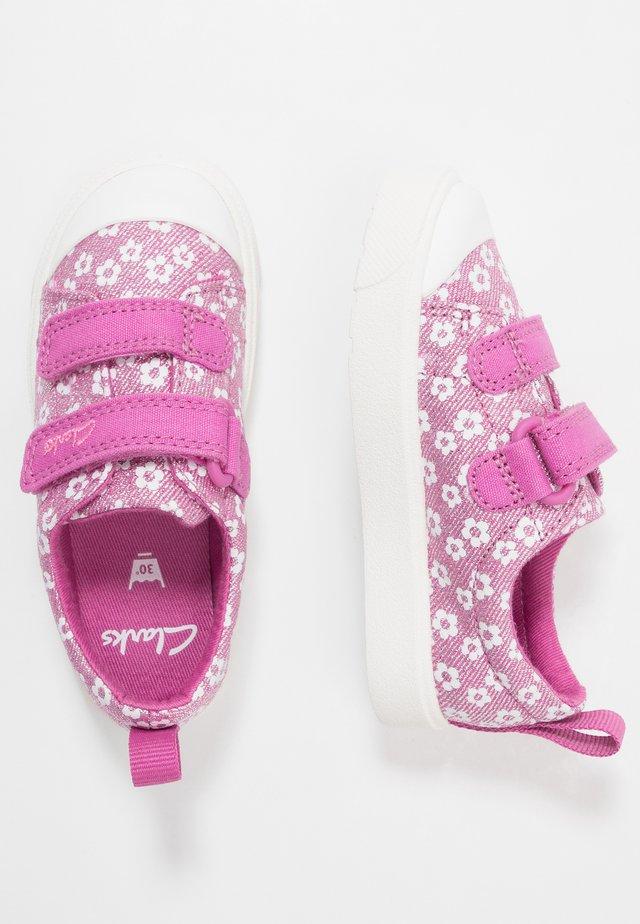 CITY BRIGHT - Zapatillas - pink