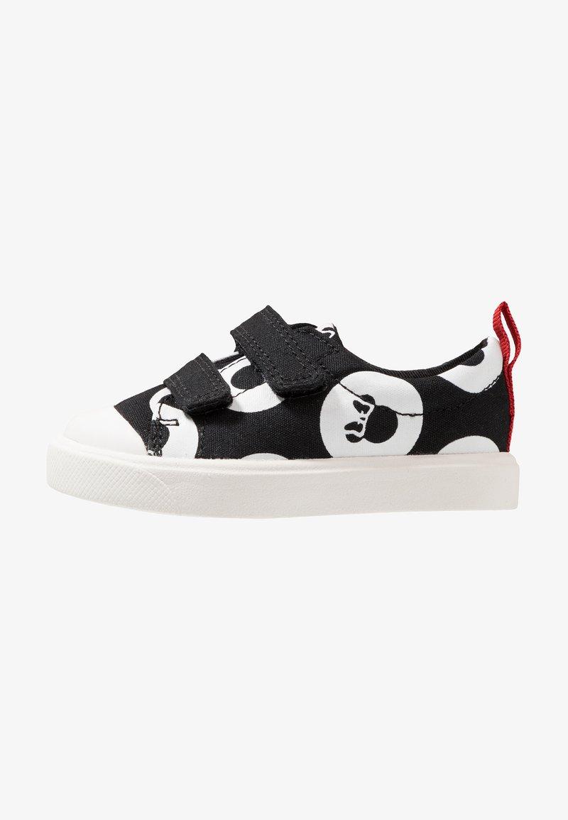 Disney Clarks - MINNIE MOUSE CITY POLKALO - Chaussures premiers pas - black