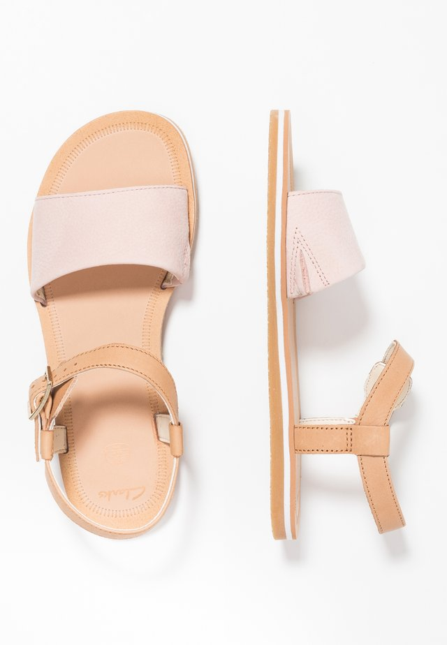 SKYLARK PURE - Sandals - pink