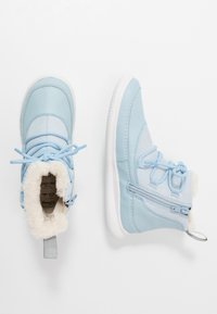 Clarks - DISNEY FROZEN CLOUD THRONE - Winter boots - blue - 0