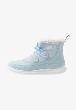 DISNEY FROZEN CLOUD THRONE - Snowboots  - blue