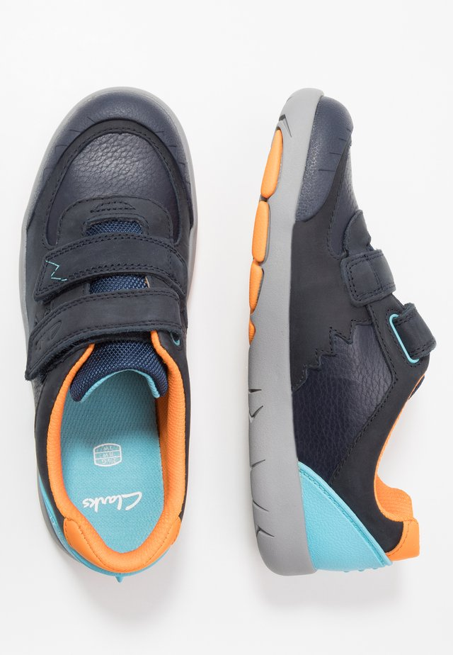 REX QUEST - Sneakers basse - navy