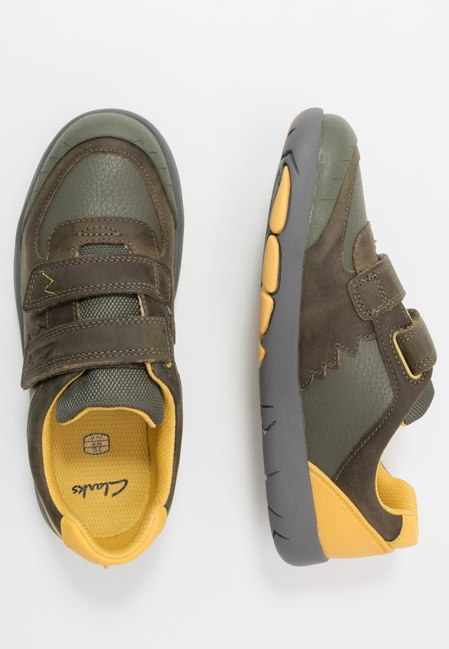 REX QUEST - Zapatillas - khaki