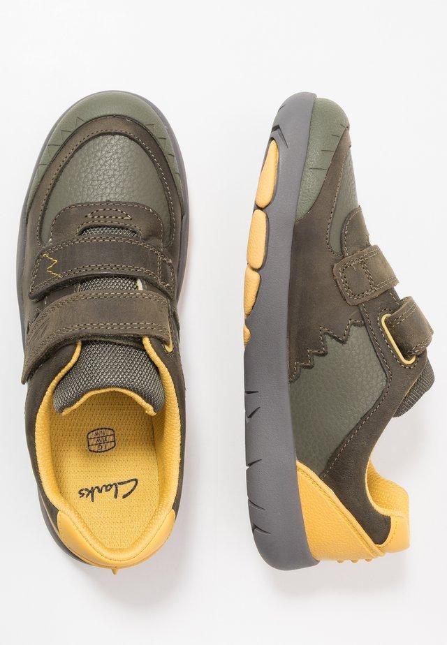 REX QUEST - Sneaker low - khaki
