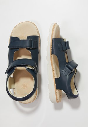 CROWN ROOT - Sandals - navy