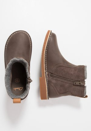 COMET FROST - Korte laarzen - brown