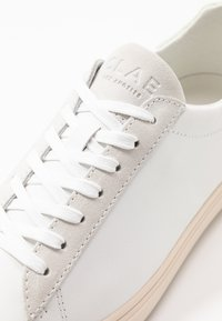 Clae - BRADLEY - Trainers - white/mint terry - 5