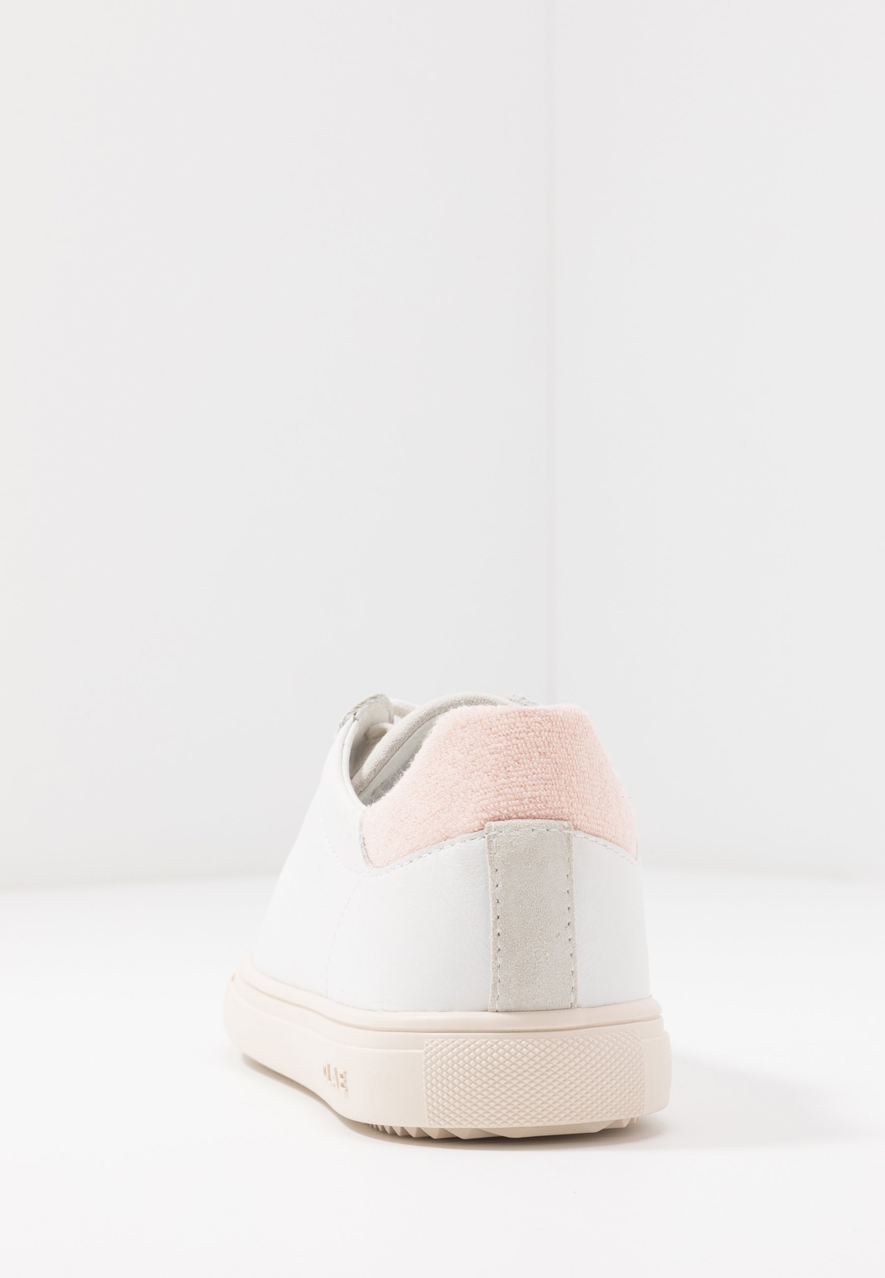 Clae Bradley - Baskets Basses White/pink