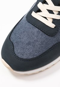 Clae - ELLA - Trainers - deep navy/terry - 2
