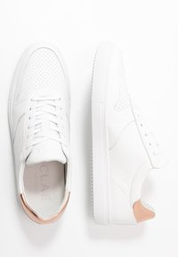 Clae - ALLEN - Trainers - white/rose gold - 1