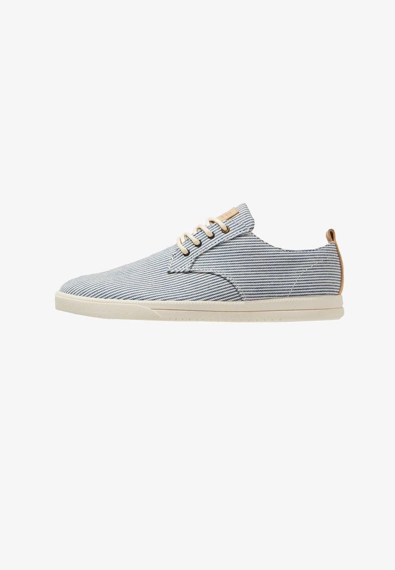 Clae - ELLINGTON - Sneakers - navy/white