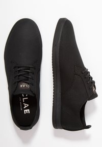 Clae - ELLINGTON - Sneakersy niskie - black - 1