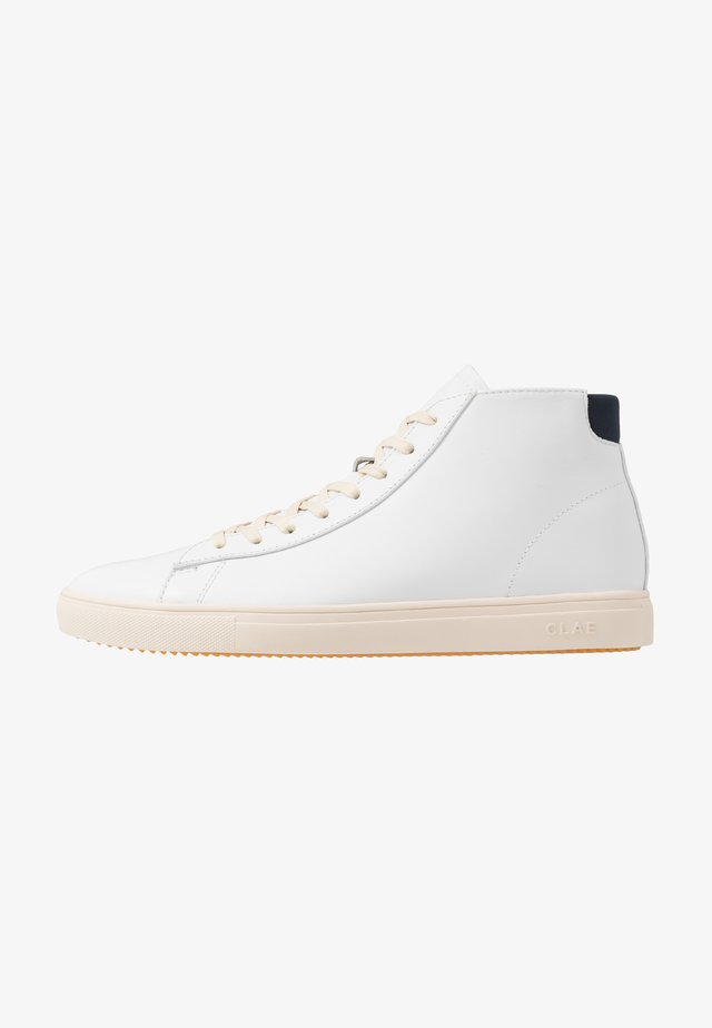 BRADLEY MID - Sneakers high - white