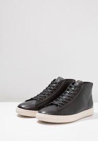 Clae - BRADLEY MID - High-top trainers - black - 2