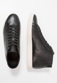 Clae - BRADLEY MID - High-top trainers - black - 1