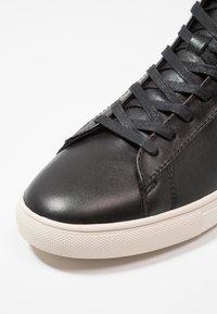 Clae - BRADLEY MID - High-top trainers - black - 5