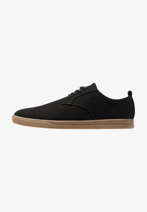 ELLINGTON - Sneakersy niskie - black tobacco
