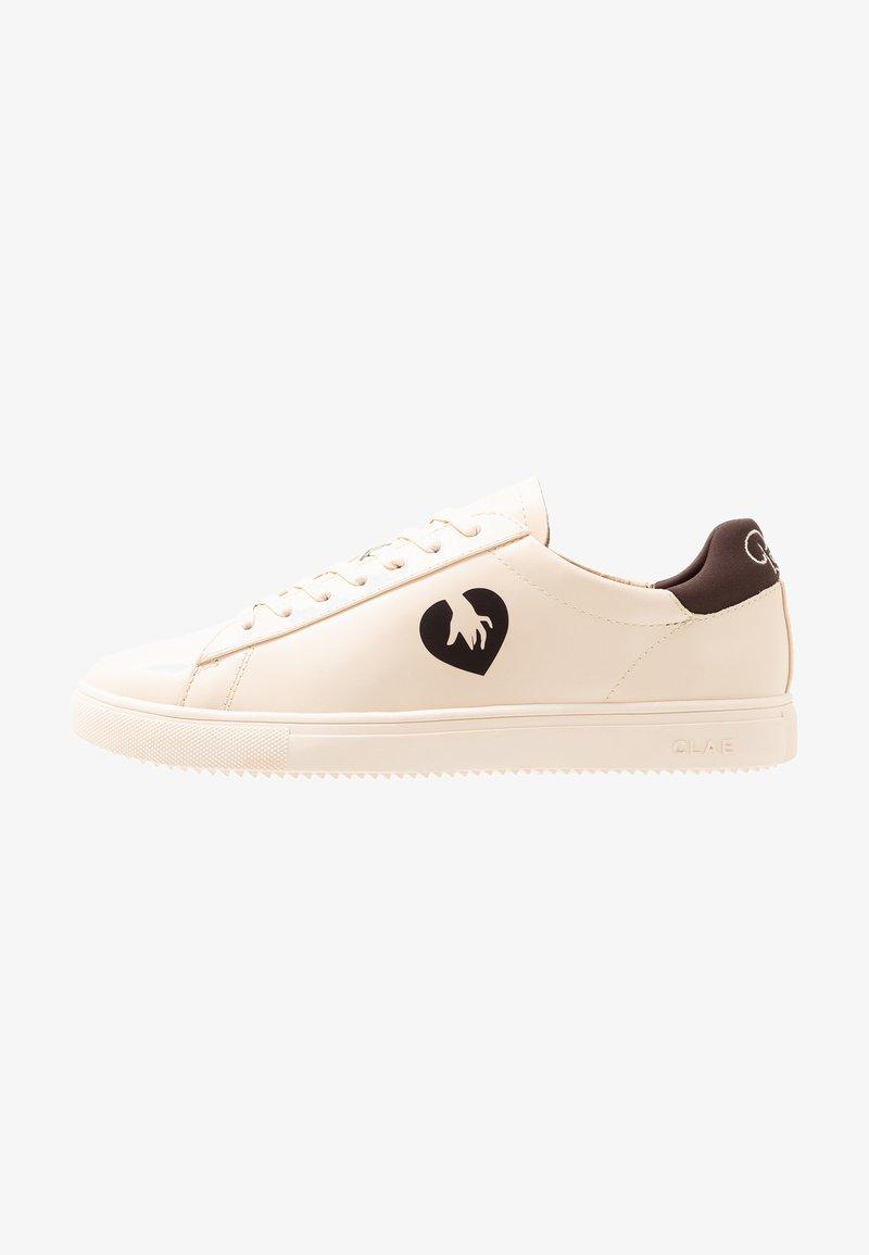 Clae - BRADLEY PETITES LUXURES - Sneaker low - ecru