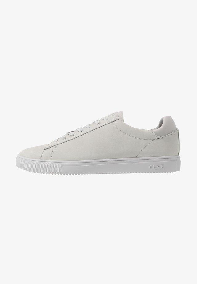 BRADLEY - Sneakersy niskie - microgrey