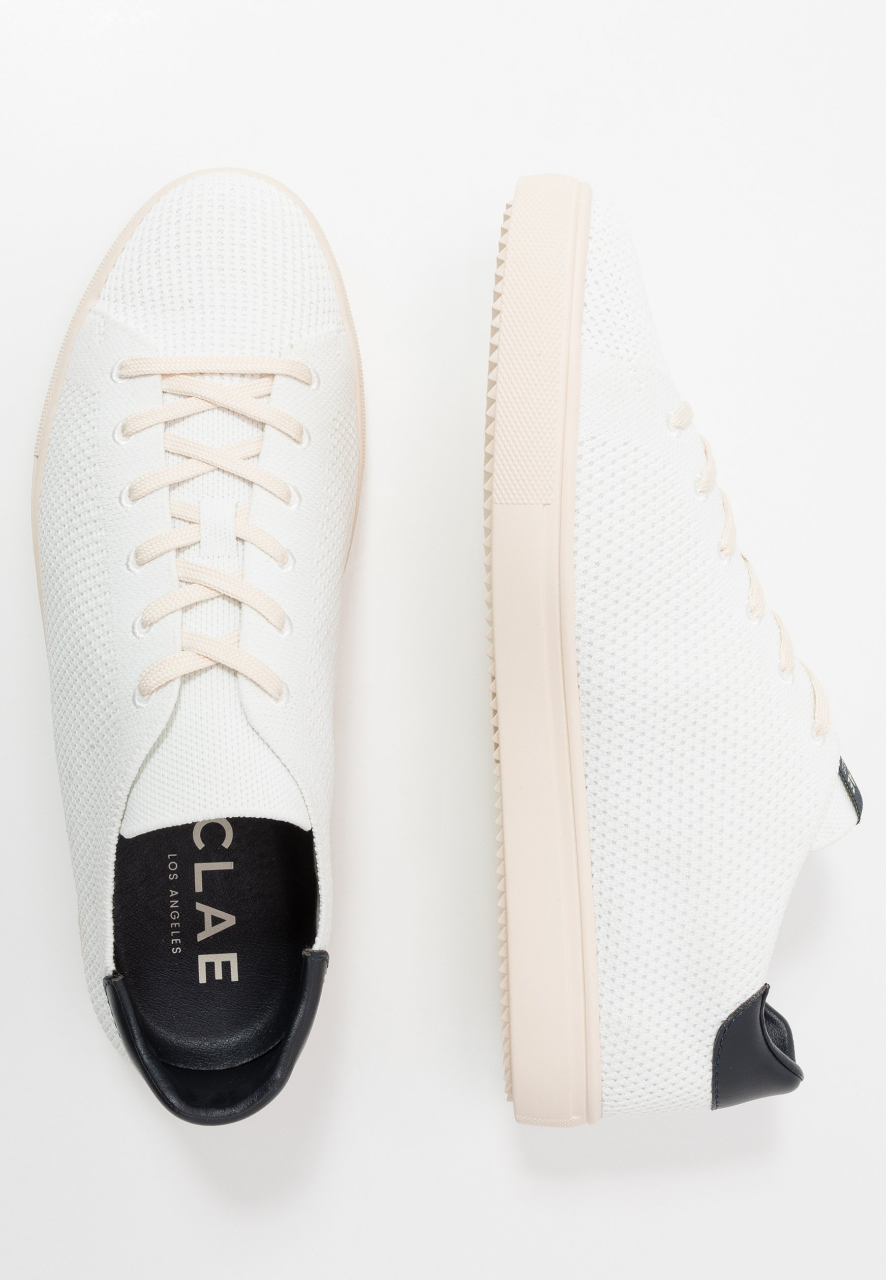 Clae BRADLEY - Sneakers - white/navy