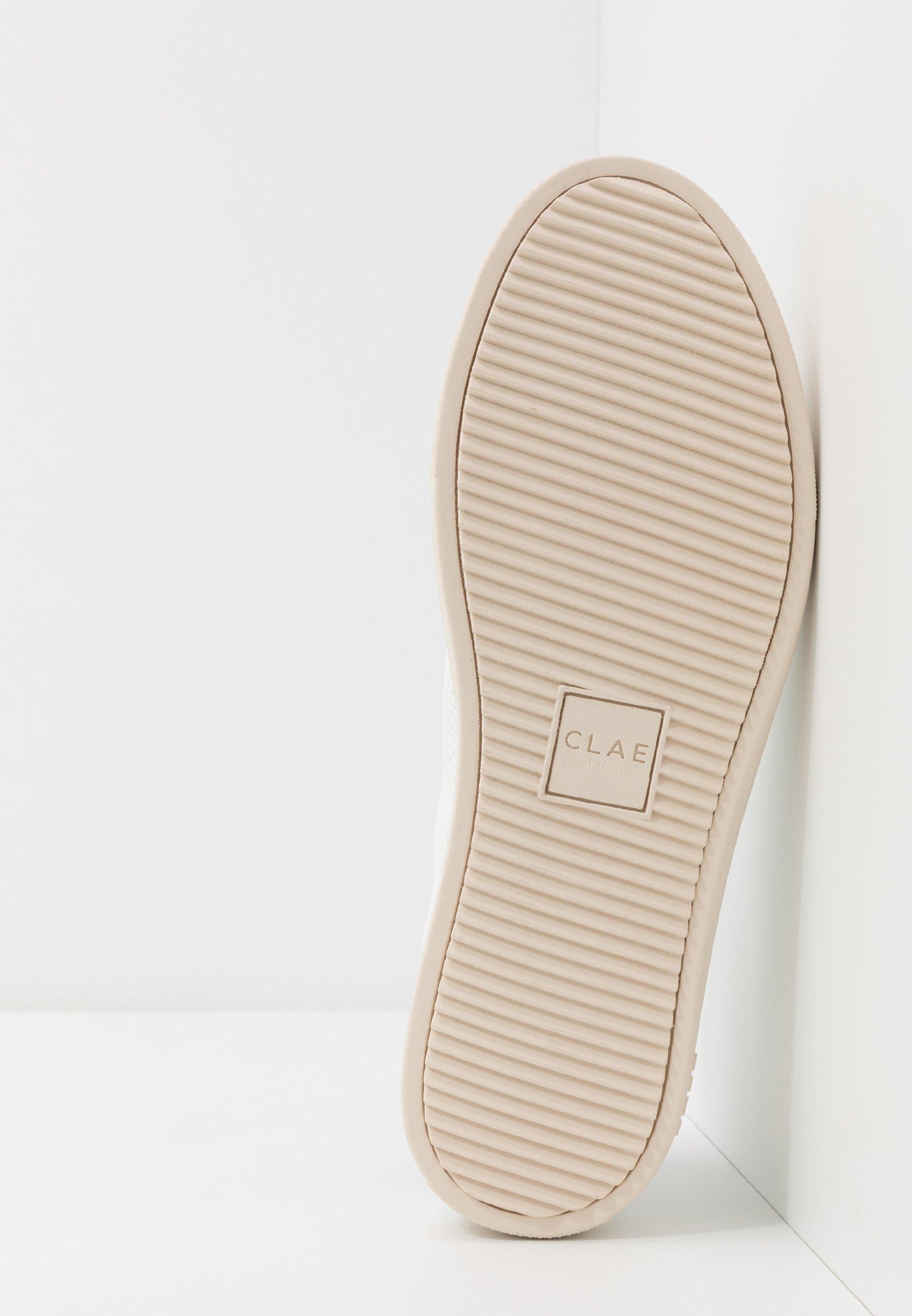 Clae BRADLEY - Sneakersy niskie - white/navy