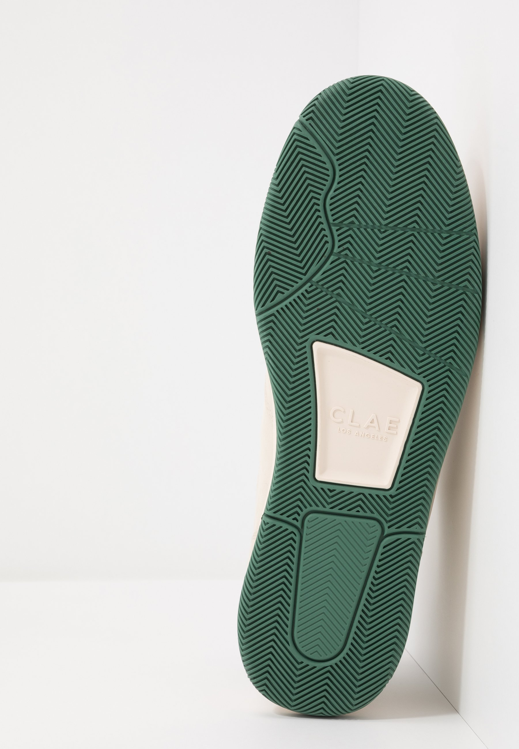 Clae MALONE - Sneakersy niskie - cream/olive