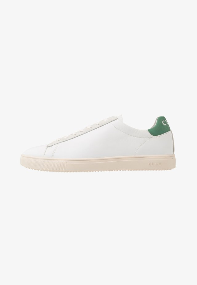 BRADLEY - Trainers - white/comfrey