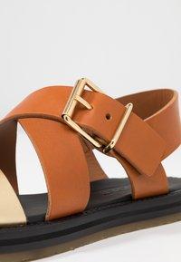 CLOSED - Sandales - brown - 2