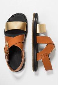 CLOSED - Sandales - brown - 3