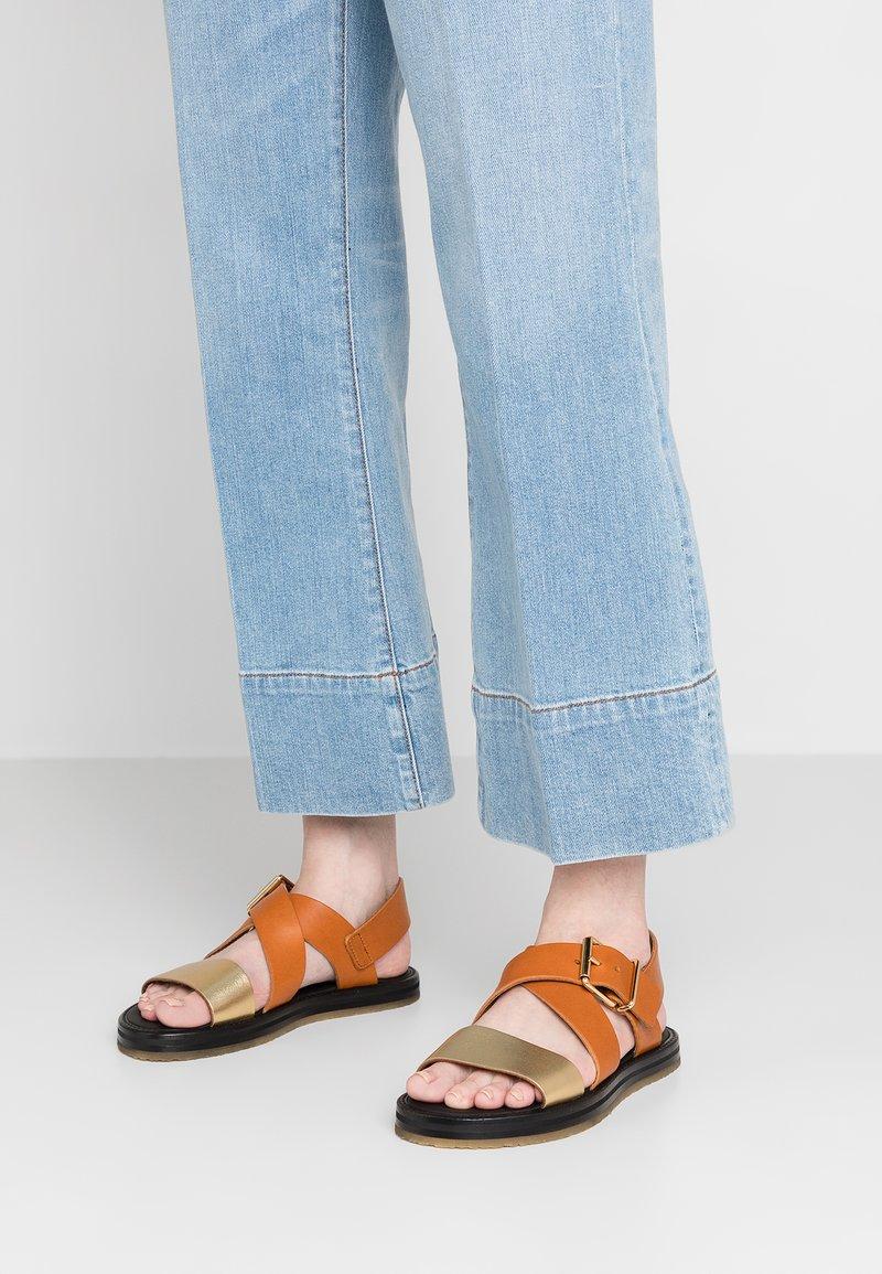 CLOSED - Sandales - brown