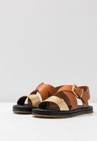 CLOSED - Sandales - brown - 4