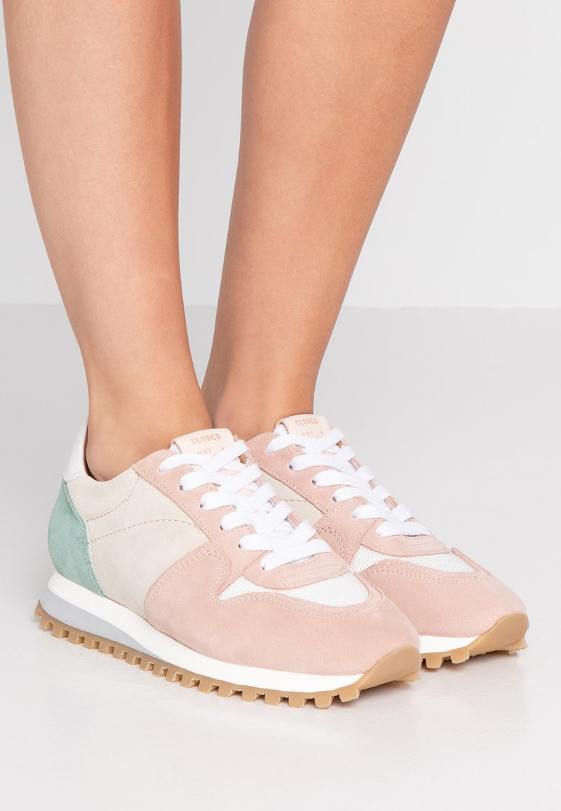 CLOSED - PEPPER - Trainers - rosy
