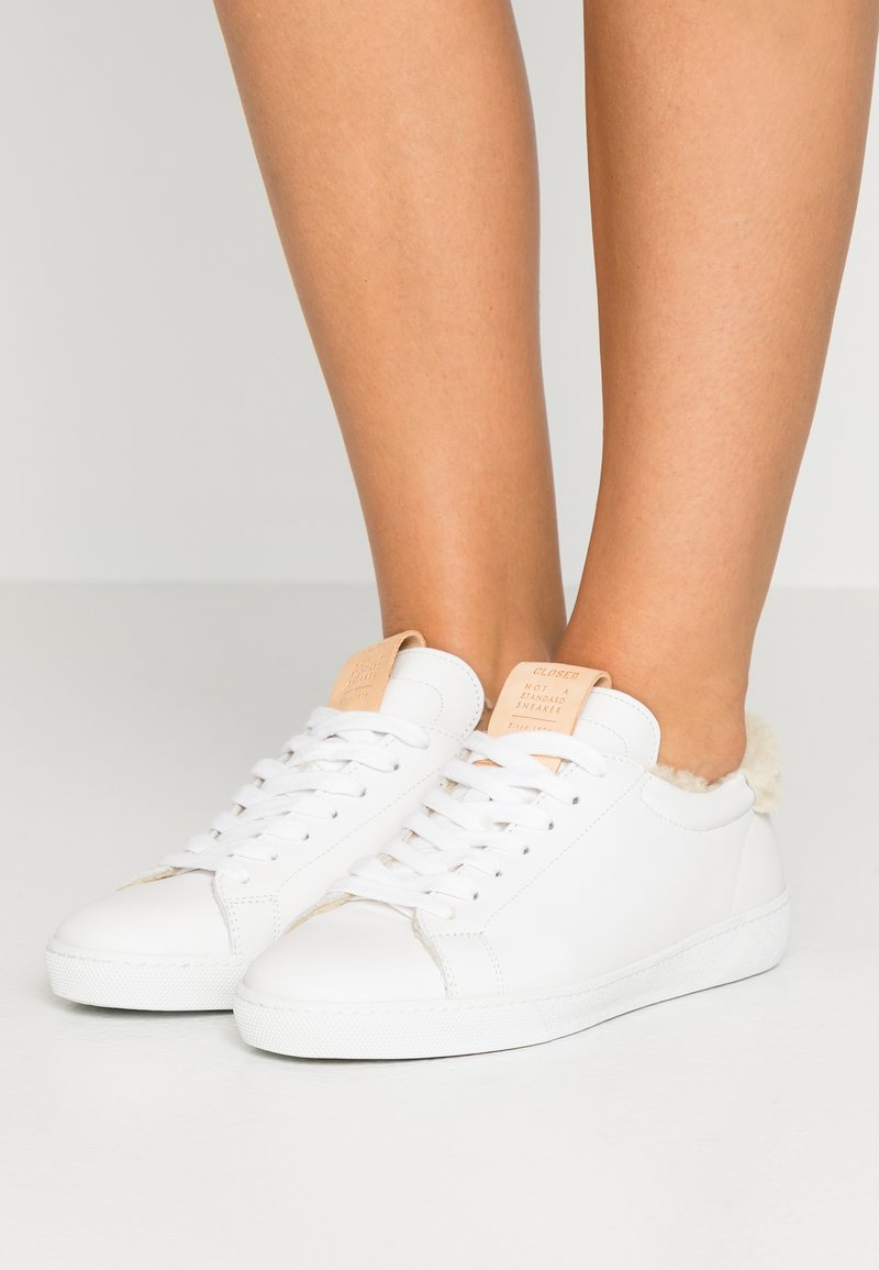 CLOSED - GINGER - Sneaker low - white