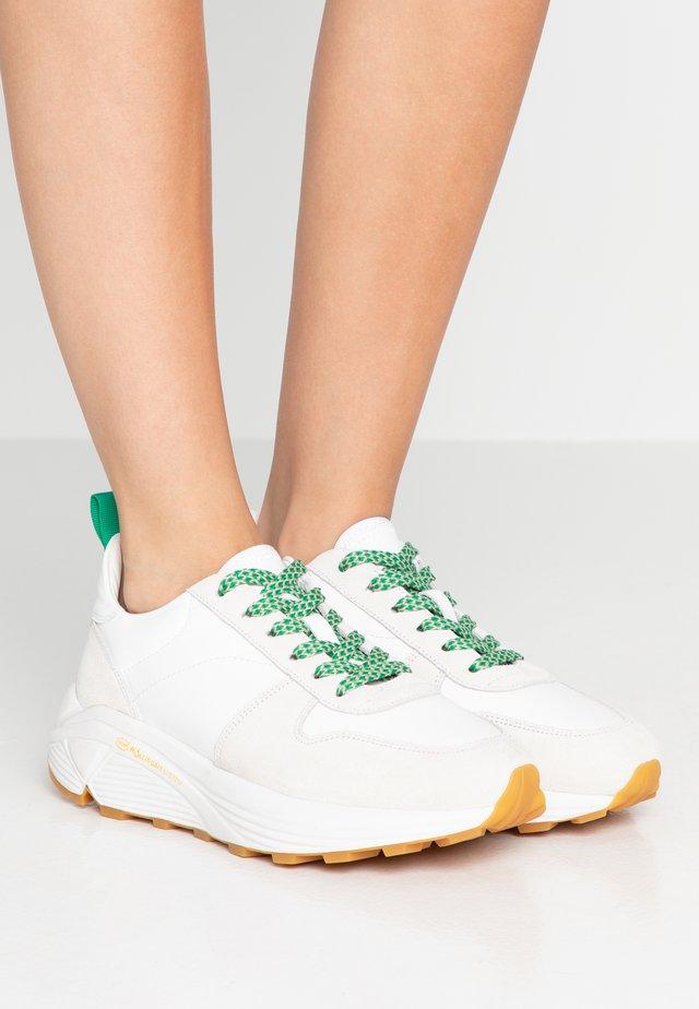 HONEY - Sneakersy niskie - white