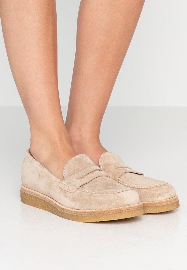MAPLE - Scarpe senza lacci - light beige