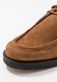 CLOSED - Lace-ups - fox brown - 5