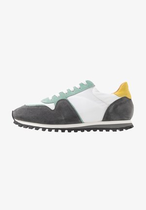 Sneakers - olive/offwhite