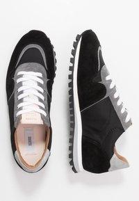 CLOSED - Sneakersy niskie - black - 1