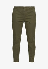 CLOSED - JACK - Chinos - olive - 4