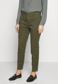 CLOSED - JACK - Chinos - olive - 0