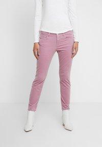 CLOSED - BAKER - Stoffhose - pink blush - 0