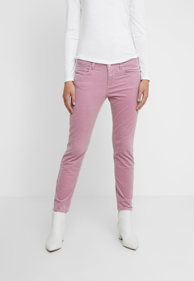 CLOSED - BAKER - Trousers - pink blush