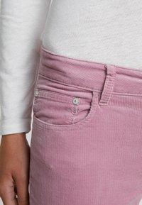 CLOSED - BAKER - Stoffhose - pink blush - 5