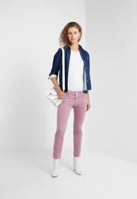 CLOSED - BAKER - Stoffhose - pink blush - 1